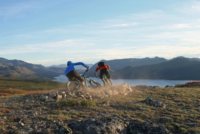 Video: Alaska Mountainbiking mit Andrew Taylor