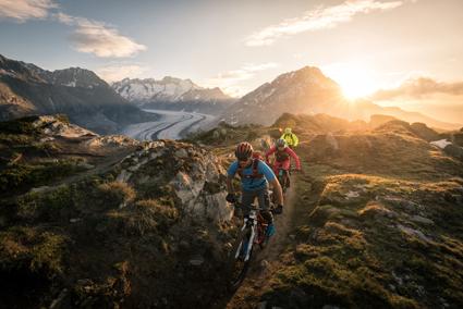 Dritter seiner Art: Stoneman Glaciara in der Schweiz