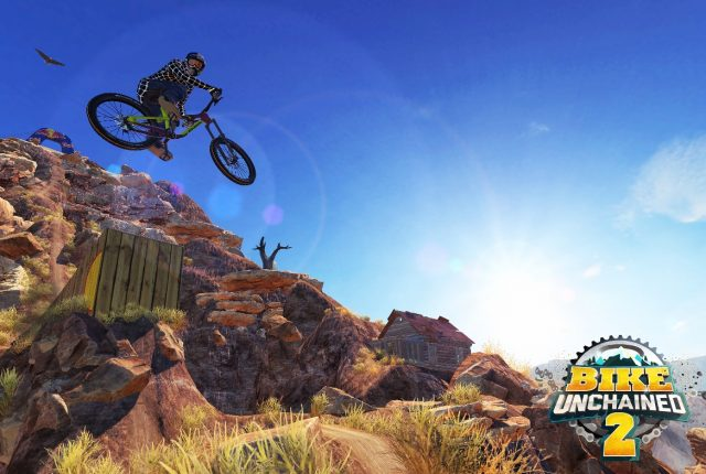 MTB Game Bike Unchained 2 mit Gwin & Co.