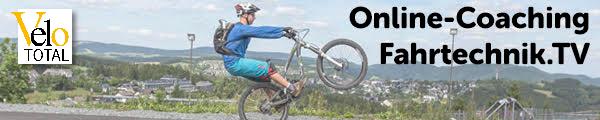Fahrtechnik Online-Coaching - Jetzt teilnehmen