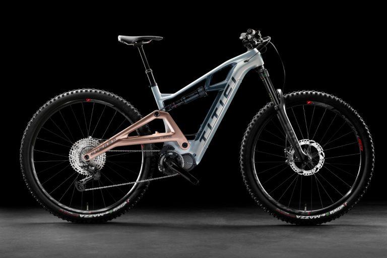 Titici Bikes Everso E-MTB