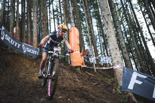 MTB Leogang Video & News – Matsch-Rennen!