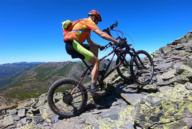 Ascendu Bike – das Kletter-Trike für Berg-Fans